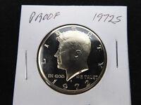 1972-S 50C (Proof) Kennedy Cameo Half Dollar -FREE SHIPPING!!!!!!!!