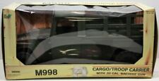 M998 Cargo/troop Carrier With 50 Cal Machine Gun - The Ultimate Soldier