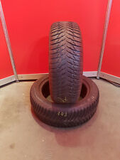 2x Winterreifen Goodyear 195/55 R16 87H UltraGrip 8 DOT 11/12 ca.6,5mm (143)