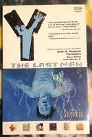 Y THE LAST MAN vol 4 Safeworld / DC Vertigo Comics - Graphic Novel TPB - NEW