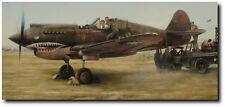 "SHARK SIGHTING By John Shaw MAIN EDITION Flying Tigers' P-40 AVG ace ""Tex"" Hill"