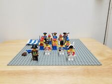 Lego Pirate Figures vintage