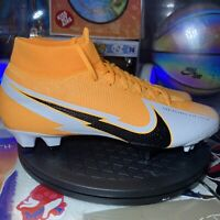 Nike	Mercurial Superfly 7 Pro FG 'Laser Orange' - AT5382-801 - Size: Mens 9.5
