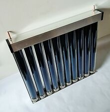 Solar Water Heater Collecter Panel Kit Easy hookup free shipping Built In USA! a