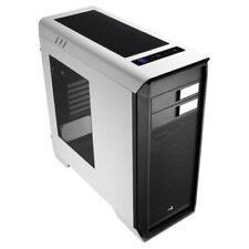 Case bianco con fattore di forma ATX mid per prodotti informatici con inserzione bundle