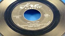 "TERRY BLACK - Only Sixteen / How Many Guys - 1965 VG- Canada Pressing on ""ARC"""