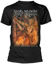 ICED EARTH Incorruptible T-SHIRT OFFICIAL MERCHANDISE