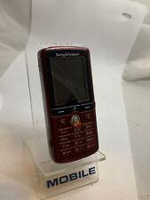 Sony Ericsson K750i - Red (Unlocked) Mobile Phone
