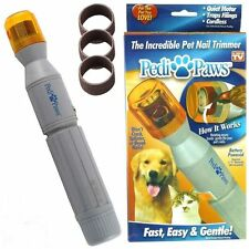 Quick & safe pedi paws outil chiens chats animaux nail trimmer rasoir clipper cutter