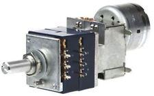 Alps Electric RK27 série Potentiomètre Avec Un 6 mm Dia. Arbre, 50kÎ ©, Â ± 20%, 0.