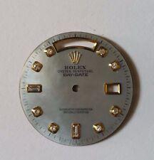 Deep Blue MOP Dial for Men Rolex Datejust President Wrist Watch #11-14-1
