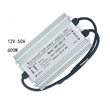 LED outdoor waterproof switching power supply 12V 50A 600W display equipment