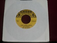 "LEE ANDREWS & THE HEARTS ""Long Lonely Nights"" Chess Blue Chip 9017"