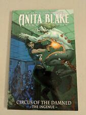 Anita Blake Vampire Hunter Bk 2 Circus of the Damned The Ingenue Paperback 2012