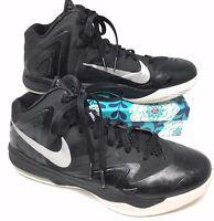 Men's Nike Air Max Premier Size 9 Sneakers Shoes Basketball Black Gray N13