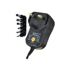 NUOVO 1000ma Multi-volt interruttore regolato modalità plug-in Alimentatore con spine DC 6