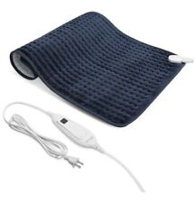 """XXX-Large(33""""x17"""")Heating Pad,Electric Heating Pad for Back Pain & Cramps Relief"""
