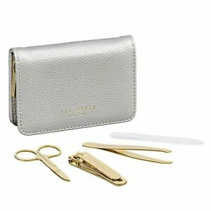 Ted Baker Silver Manicure Set