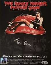 Tim Curry Signed 8x10 Photo Rocky Horror Picture Show Bas Coa Auto