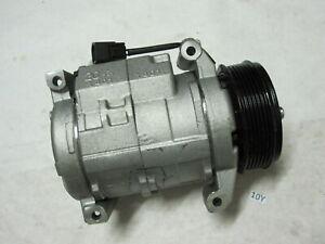 A/C Compressor 6 Groove Fits 2007-2012 GMC Acadia & Buick Enclave 3.6L