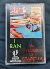 A Flock of Seagulls - I Ran Cassette Tape - Very Rare - Tested - Good Condition