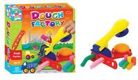 Kids Children's Make Your Own Dough Factory Creativity Play Toy Moulding Craft