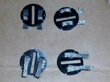 Scalextric 4 disc eyelet car guide blades - spares. Also on buy it now.