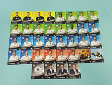 Rewe DFB Euro 2016 Sammelkarten komplett alle 36 Karten Neu EM