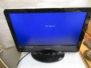 Vizio VA19L HDTV10T 19 Inch LCD TV PC Monitor HDMI - No Remote - Working