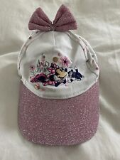 girls minnie mouse hat