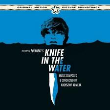 Knife In The Water - Complete Score + Bonus - Limited Edition - Krzysztof Komeda