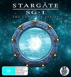 Stargate SG-1 - Season 1-10   + 2 Movies + Bonus DVD