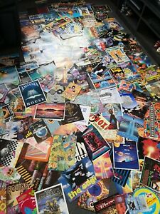 Massive Collection Of Rave Flyers Bundle 1990's