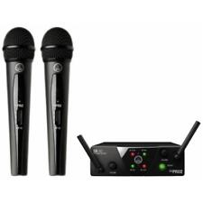 AKG WMS40 MINI DUAL VOCAL SET MAN ISM2/3