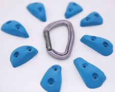 Climbing Holds, Foot Holds 8 Piece Screw On Set A