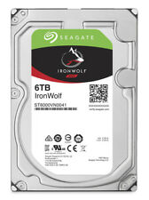 "Seagate IronWolf  6  Tera byte Internal 7200RPM 3.5"" (ST6000VN0041) NAS"