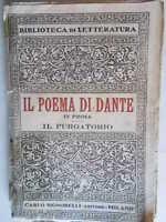 Il poema di Dante in prosa Il purgatorioSignorelliAmoretti divina commedia 5
