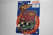 WINNER'S CIRCLE NHRA TONY PEDREGON CASTROL GTX MUPPETS DRIVER STICKER SERIES