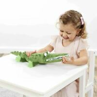 "Roald Dahl The Enormous Crocodile Plush Soft Toy - 18"" Rainbow Designs"