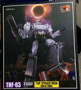 THF Reprint. Transformers MP-36 Megatron MP scale box toy