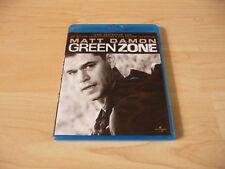 Blu Ray Green Zone - Matt Damon - 2010