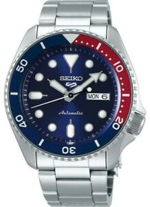 Seiko 5 Gents Automatic Divers Style Sports Watch SRPD53K1 NEW