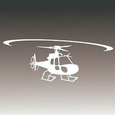 AS 350 Airbus Eurocopter Style In Flight Decal Astar Helicopter Sticker C Pilot