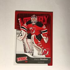 2011-12 Upper Deck Victory Red Martin Brodeur