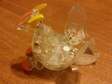 BAKUGAN  Gundalian Invaders Crystal Clear Helix Dragonoid 880G! Drago