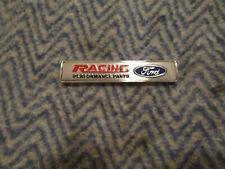 Ford Racing Performance Parts Console Dash Engine Intake Fender Emblem Chrome