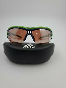 Adidas Evil Eve Halfr. Pro Xs A180 6073 Sunglasses Cycling Biking Sports Unisex