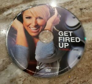 TURBO FIRE - Chalene Johnson - GET FIRED UP - DVD Replacement Discs
