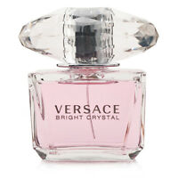 Bright Crystal 3.0 Oz Eau De Toilette Spray By Versace New For Women
