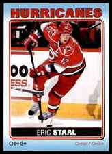 2012-13 O-Pee-Chee Stickers Eric Staal #S-19